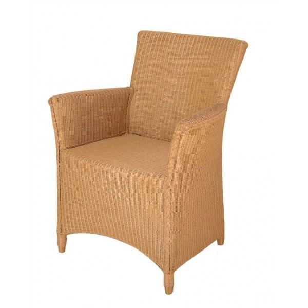lloyd loom stoel 3504. Black Bedroom Furniture Sets. Home Design Ideas