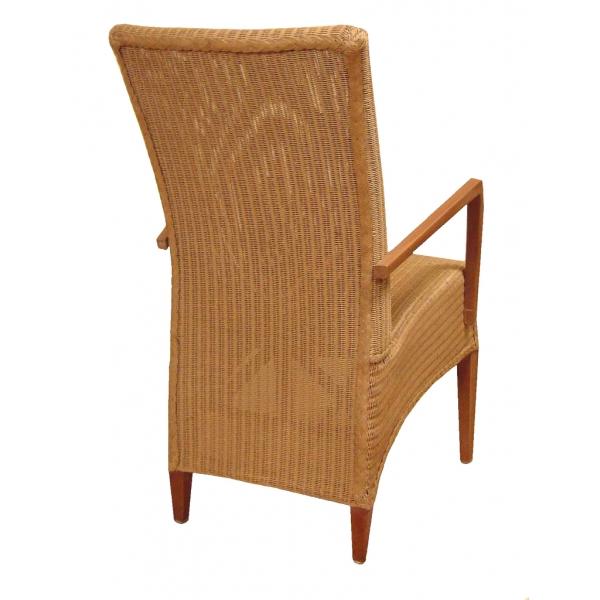 Lloyd loom stoel 8004 for Loom stoelen